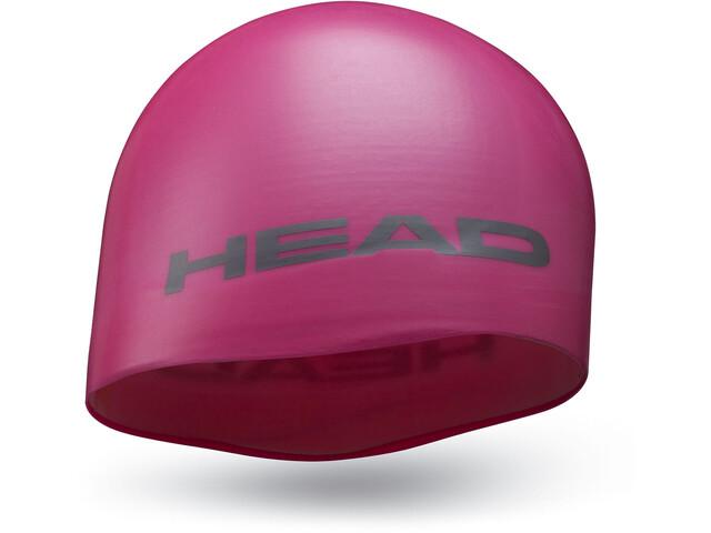 Head Silicone Moulded Czapka, różowy
